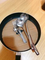 Used 30CM do not touch the wok + a set of pro in Dubai, UAE