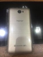 Used Huawei Honor Play 5 back cover with side in Dubai, UAE