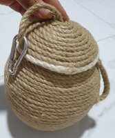 Used Coconut shell pot in Dubai, UAE
