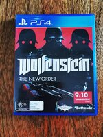 Used WOLFENSTEIN NEW ORDER PS4 in Dubai, UAE