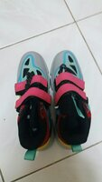 Used Rainbow Sneakers in Dubai, UAE