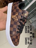 Used Louis Vuitton unisex shoe, 43 in Dubai, UAE