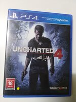 Used Uncharted 4 and shadow of mordor in Dubai, UAE