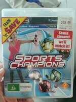 Used [Ps3] Sports Champions in Dubai, UAE