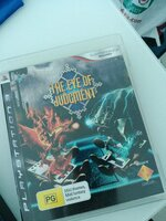 Used [Ps3] The Eye of judgement in Dubai, UAE