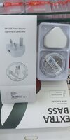 Used Apple I PHONE CHARGER GENUINE in Dubai, UAE