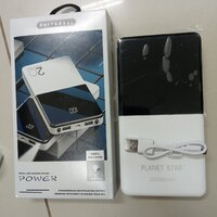 Used Power bank, Planat star,original 20000 in Dubai, UAE