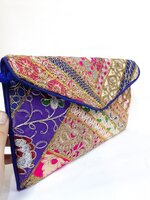 Used Beautiful Embroidered 2 in 1 ClutchBag❤ in Dubai, UAE