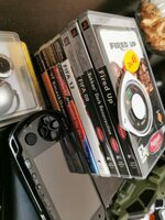 Used Sony PlayStation Portable Gaming Console in Dubai, UAE