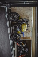 Used BMW R nineT 'Yellow Baron' by NCT Motorc in Dubai, UAE