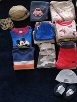 Used 24pcs size 6-18 months in Dubai, UAE