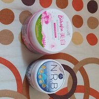 Used BSE BIHAKU SCRUB AND NRB CREAM in Dubai, UAE