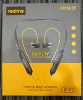 Used Realme Buds Wireless Real Sound Unwired in Dubai, UAE