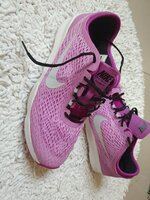 Used Authentic Nike training shoes size 38.5 in Dubai, UAE