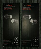Used 2pec Extra Bass Earphone's🔥Friday Offer in Dubai, UAE