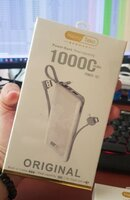 Used 10K power bank Real black ONE PIECE OFF in Dubai, UAE
