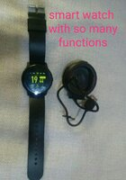 Used Smart watch with multi functions new in Dubai, UAE