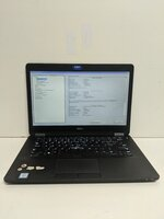 Used Dell latitude E7470  no storage device in Dubai, UAE