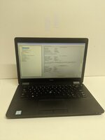 Used Dell latitude E7470 * no harddisk drive in Dubai, UAE