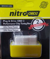 Used Nitro OBD2 plug & drive in Dubai, UAE