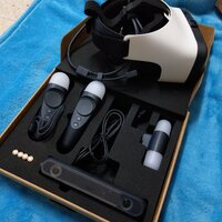 Used HTC vive VR headset controller and cam in Dubai, UAE