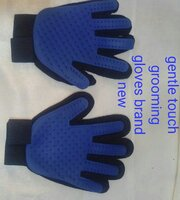 Used Gentle touch grooming gloves brand new in Dubai, UAE