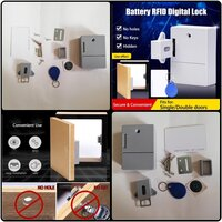 Used Invisible digital hidden cabinet lock. in Dubai, UAE