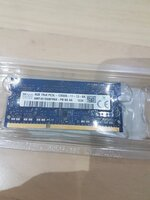 Used 4GB laptop ram memory 12800S in Dubai, UAE