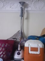 Used Electrical steam iron unboxed never used in Dubai, UAE