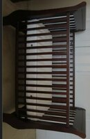 Used Pottery barn solid wood crib. Rp 2400 in Dubai, UAE