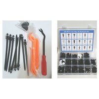 Used 415 Pcs Auto Fasteners Kit Set in Dubai, UAE