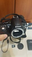 Used DSLR Camera Nikon D3100 in Dubai, UAE
