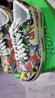 Used Nike multicolored sneaker,  size 43 in Dubai, UAE