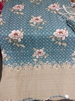 Used Quilted bedsheets double size bed // in Dubai, UAE