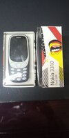 Used Nokia 3310 genuine phone in Dubai, UAE