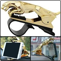 Used 2pcs Car leopard phone clip holder. in Dubai, UAE