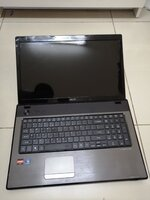 Used Acer 17inches Laptop in Dubai, UAE