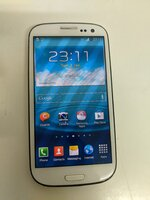 Used Samsung Galaxy SIII 16GB in Dubai, UAE