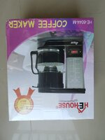 Used Coffee maker never used sealed in Dubai, UAE