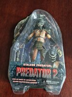 Used NECA Stalker predator 7 inches in Dubai, UAE