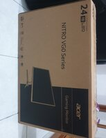 Used BRAND NEW 75hz GAMING MONITOR in Dubai, UAE