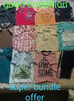 Used Boys4-5 years good quality clothes used in Dubai, UAE