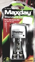 Used Standard charger for AA/AAA/9V batteries in Dubai, UAE