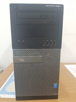 Used Dell optiplex-9020 i5 4th generation 4gb in Dubai, UAE