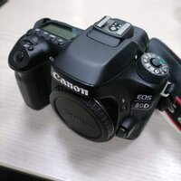 Used Canon 80D Body only in Dubai, UAE