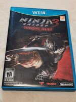 Used NINJA GAIDEN WII U NTSC in Dubai, UAE