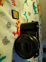 Used Sony a5000 with memmory card in Dubai, UAE