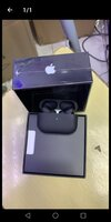 Used Black Apple airpod pro black in Dubai, UAE