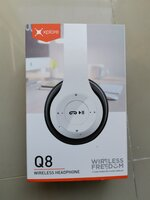 Used Xplore Q8 wireless headset original in Dubai, UAE