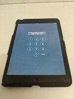 Used Ipad  mini * iCloud locked** in Dubai, UAE
